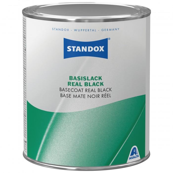 Готове покриття Standox Basecoat Real Black (1л)