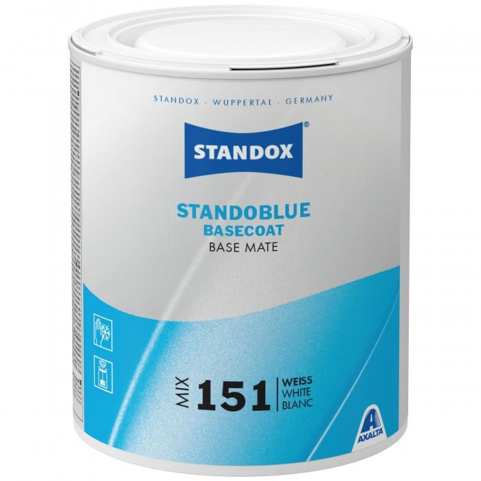 Базове покриття Standoblue Basecoat Mix 151 White (1л)