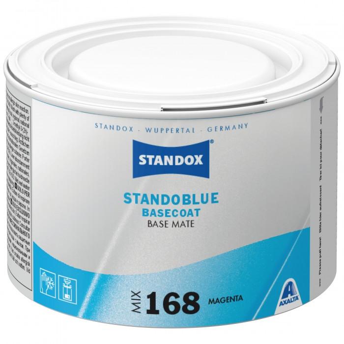 Базове покриття Standoblue Basecoat Mix 168 Magenta (500мл)