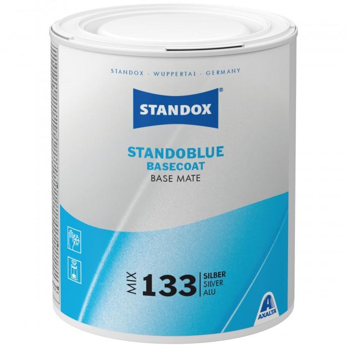 Базове покриття Standoblue Basecoat Mix 133 Silver (1л)