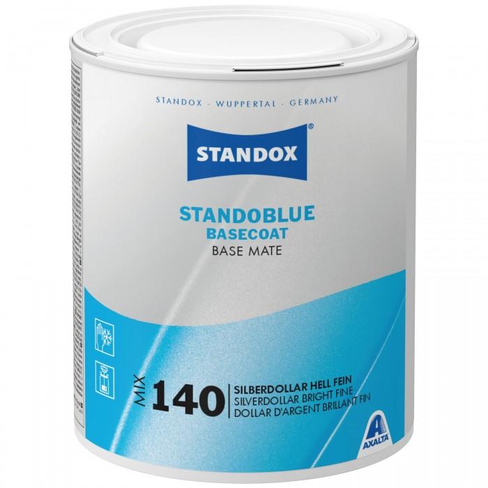 Базове покриття Standoblue Basecoat Mix 140 Silverdollar Bright Fine (1л)