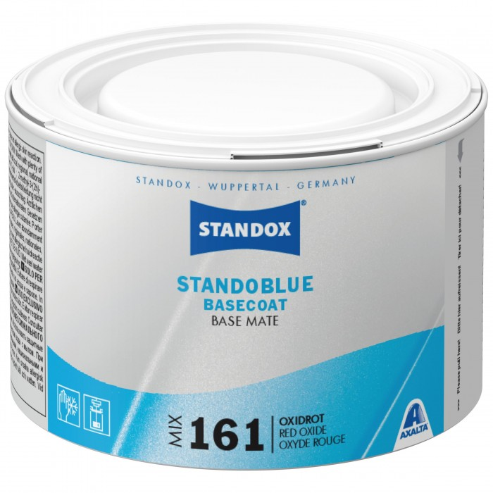 Базове покриття Standoblue Basecoat Mix 161 Red Oxide (500мл)