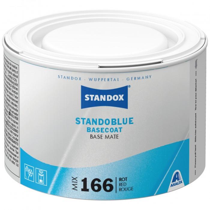 Базове покриття Standoblue Basecoat Mix 166 Red (500мл)