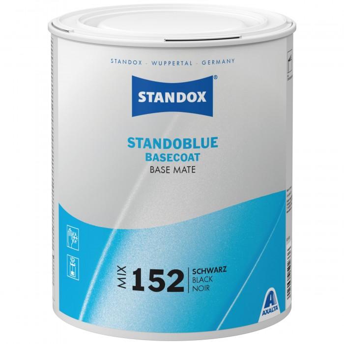 Базове покриття Standoblue Basecoat Mix 152 Black (3.5л)