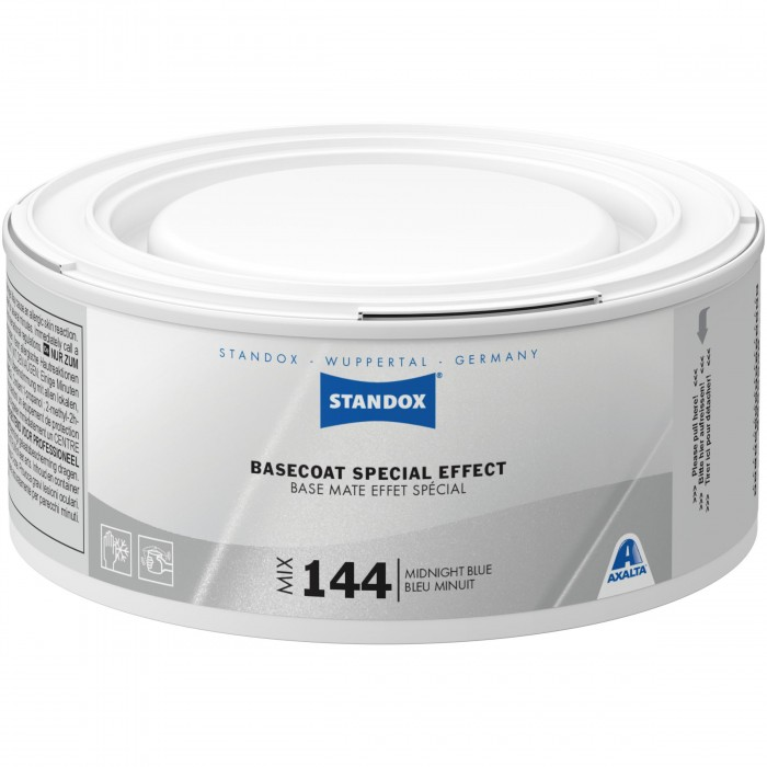 Базове покриття Standoblue Basecoat special Effect Mix 144 Midnight Blue (250мл)