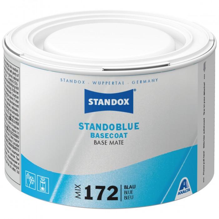 Базове покриття Standoblue Basecoat Mix 172 Blue (500мл)