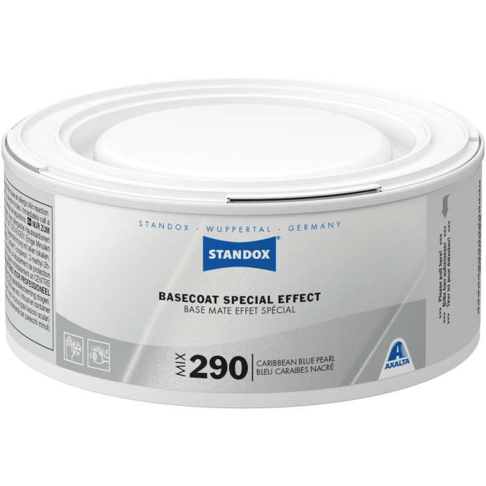 Базове покриття Standoblue Basecoat special Effect Mix 290 Caribbean Blue (250мл)
