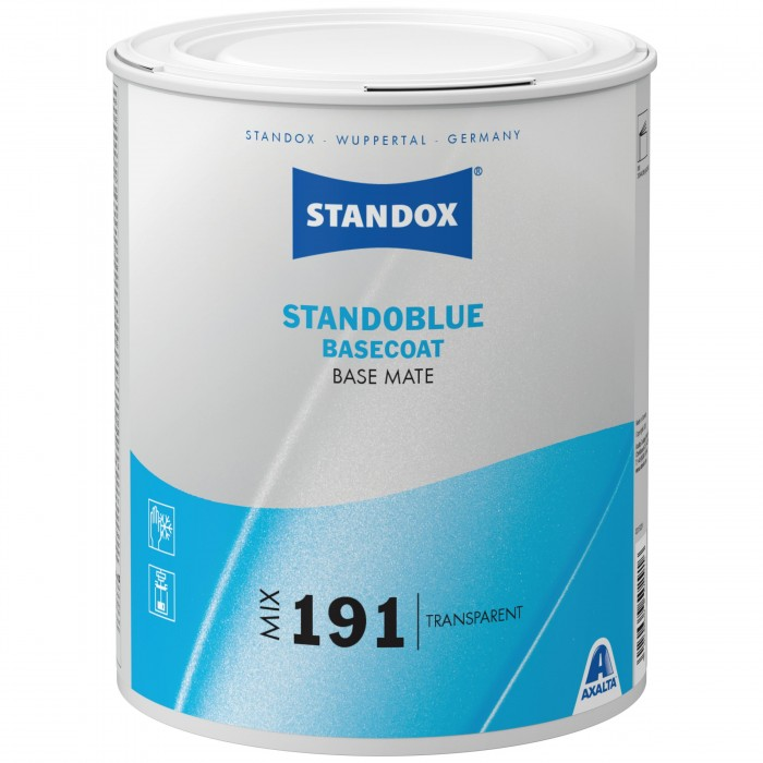 Базове покриття Standoblue Basecoat Mix 191 Transparent (3.5л)