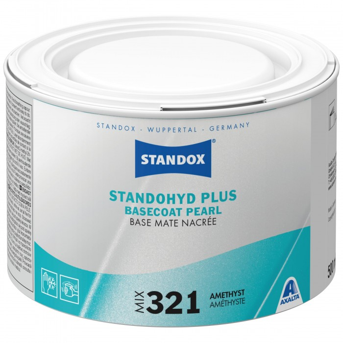 Базове покриття Standohyd Plus Basecoat Mix 321 Amethyst (500мл)