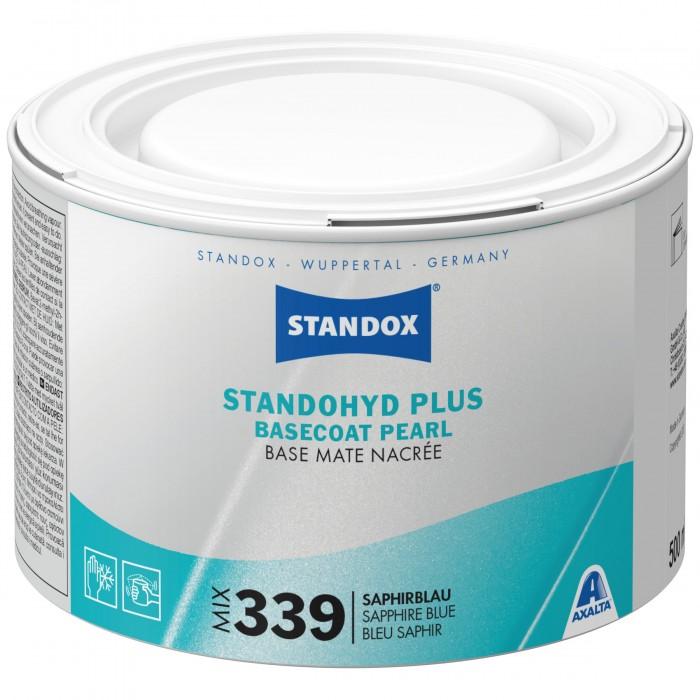 Базове покриття Standohyd Plus Basecoat Mix 339 Saphire Blue (500мл)