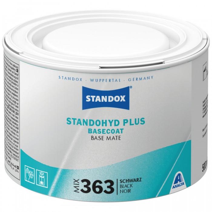 Базове покриття Standohyd Plus Basecoat Mix 363 Black (500мл)