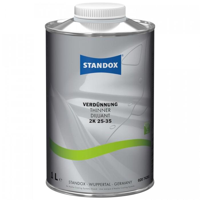 Розчинник Standox Thinner 2K 25-35 (1л)