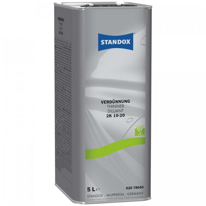 Розчинник Standox Thinner 2K 10-20 (5л)