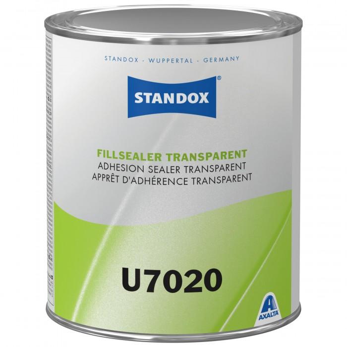 Прозорий двокомпонентний герметик Standox Transparent Adhesion Sealer U7020 (1л)