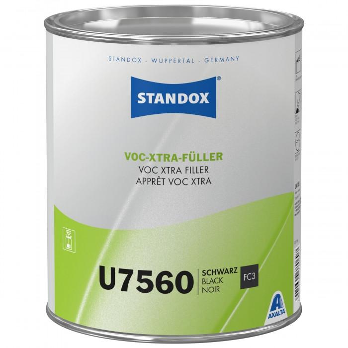 Грунт-наповнювач Standox VOC Xtra Filler U7560 Black (3.5л)