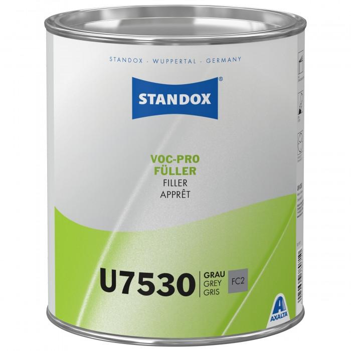 Грунт-наповнювач Standox VOC Pro Filler U7530 Grey (3.5л)