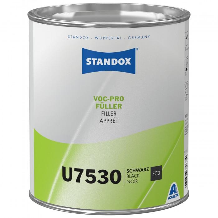 Грунт-наповнювач Standox VOC Pro Filler U7530 Black (3.5л)