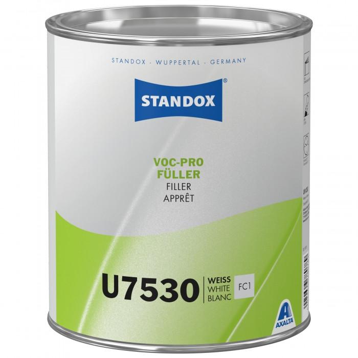 Грунт-наповнювач Standox VOC Pro Filler U7530 White (3.5л)