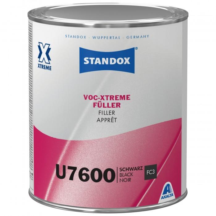 Грунт-наповнювач Standox VOC-Xtreme Filler U7600 Black (1л)