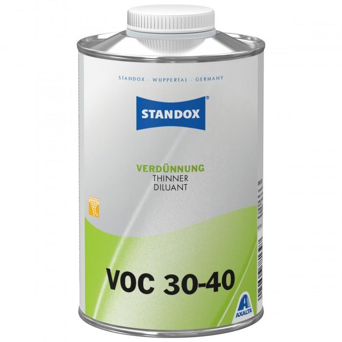 Розчинник Standox Thinner VOC 30-40 (1л)