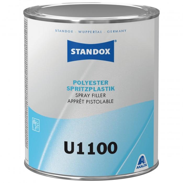 Поліефірна шпаклівка Standox Spray Filler U1100 (1л)