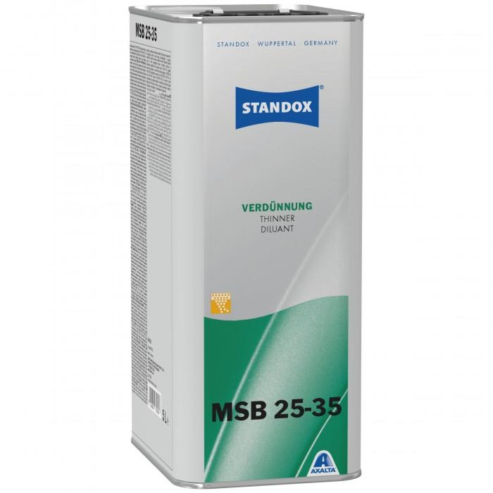 Розчинник Standox Thinner MSB 25-35 (5л)