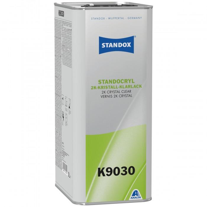 Лак Standocryl 2K Crystal Clear K9030 (5л)