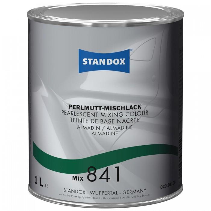 Базове покриття Standox Basecoat Pearl Mix 841 almadine (1л)