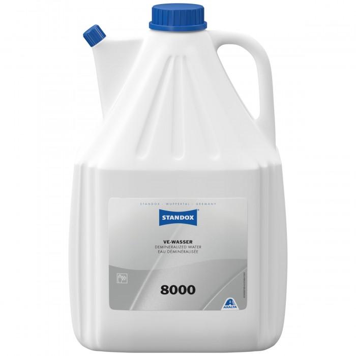 Демінералізована вода Standox Demineralized Water 8000 (5л)