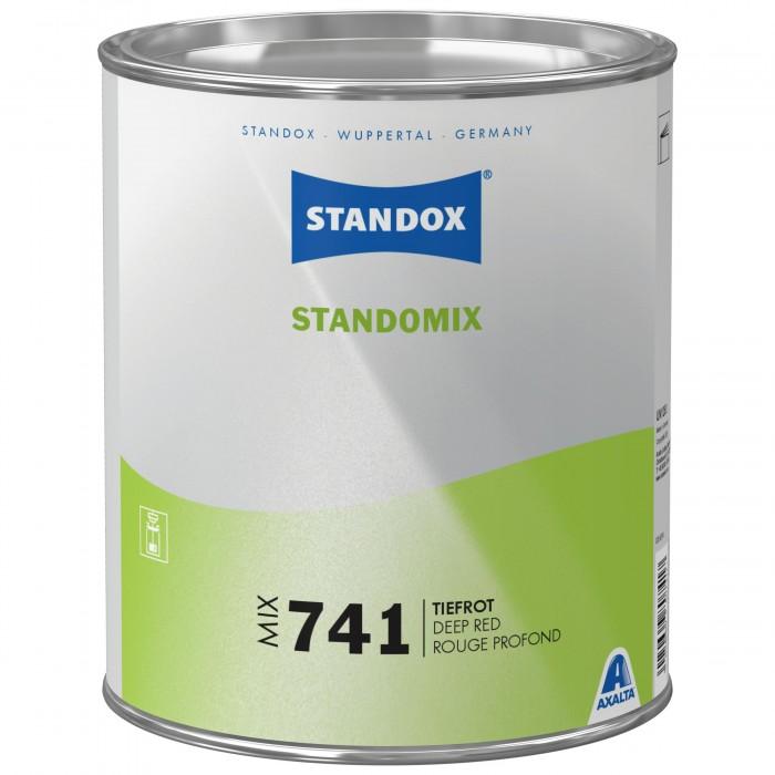 Базове покриття Standomix Mix 741 Deep Red (3.5л)