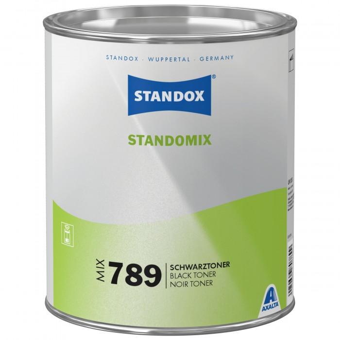 Базове покриття Standomix Mix 789 Black Toner (3.5л)