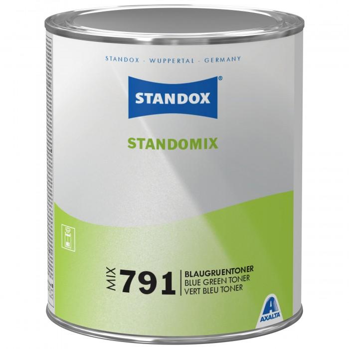 Базове покриття Standomix Mix 791 Blue Green Toner (1л)