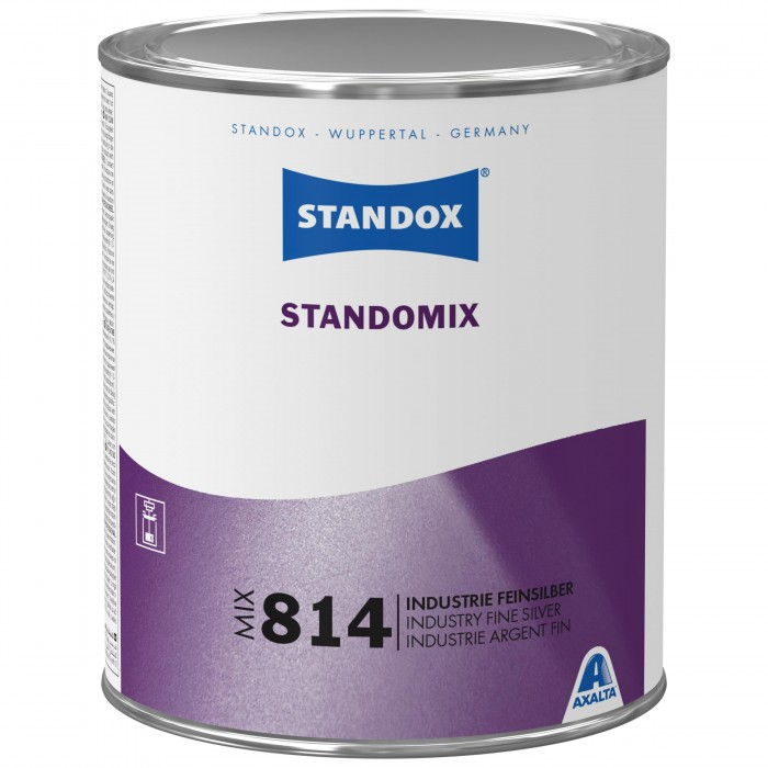 Базове покриття Standomix Industry Mix 814 Fine Silver (1л)