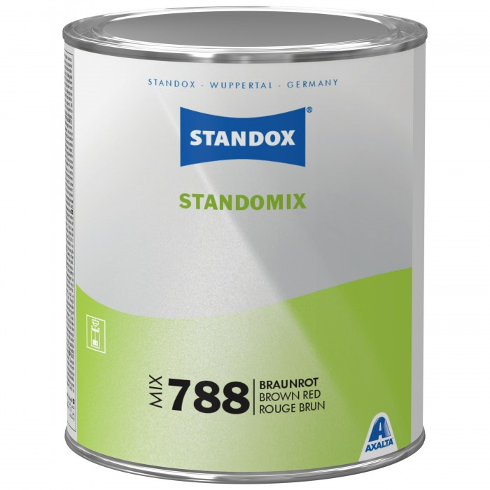 Базове покриття Standomix Mix 788 Brown Red (1л)