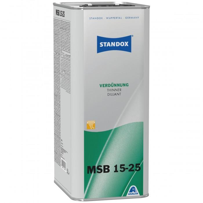 Розчинник Standox Thinner MSB 15-25 (5л)