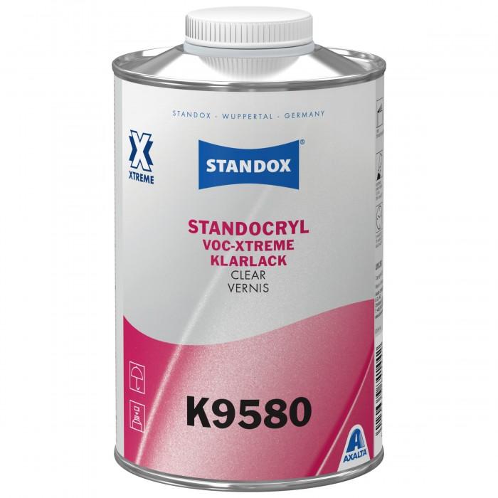 Лак Standocryl VOC Xtreme Clear K9580 (1л)
