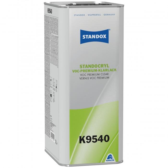Лак Standocryl VOC Premium Clear K9540 (5л)