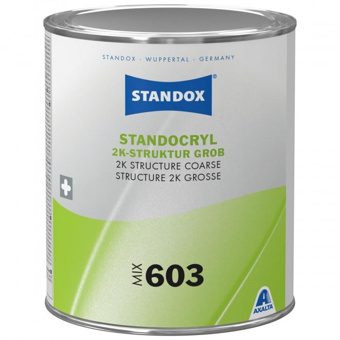 Структурна добавка Standocryl 2K Mix 603 Structure Coarse (1л)