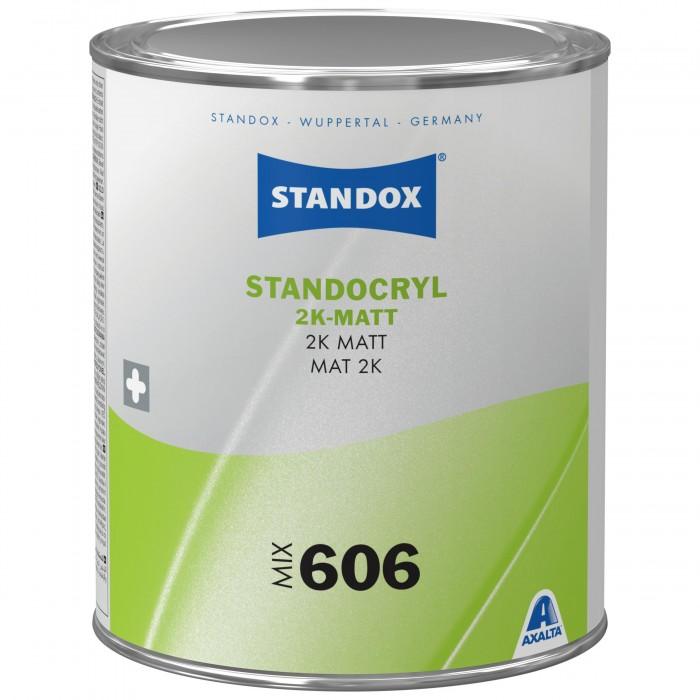 Матуюча добавка Standocryl 2K Mix 606 Matt (1л)