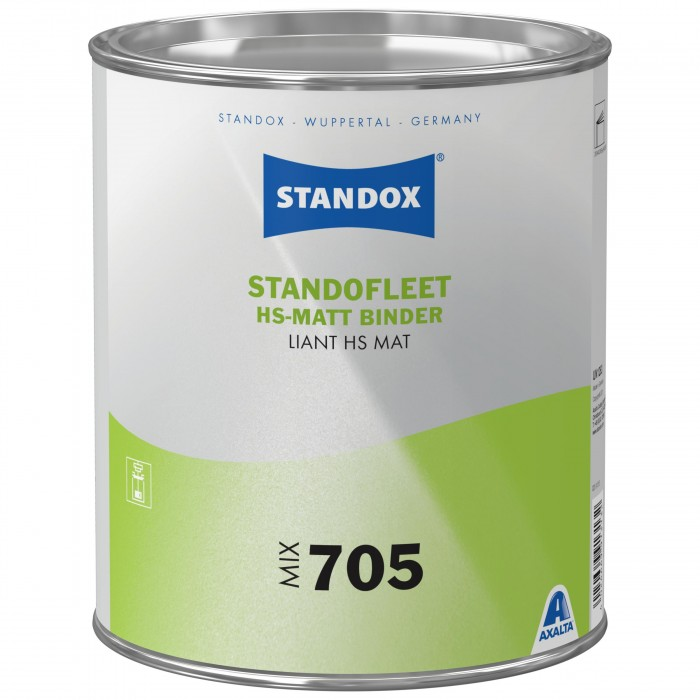 Звязуюче Standofleet Mix 705 Binder HS Matt (3.5л)