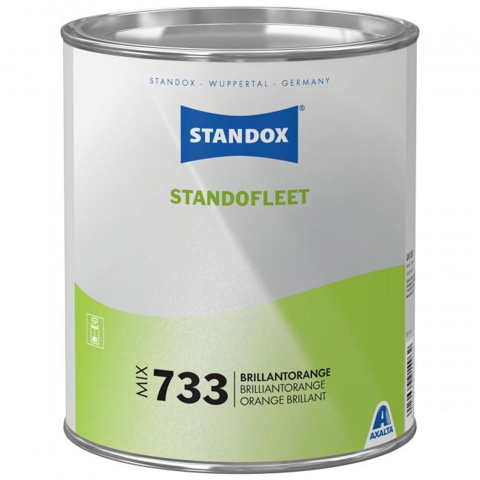 Базове покриття Standofleet Mix 733 BrilliantOrange (3.5л)