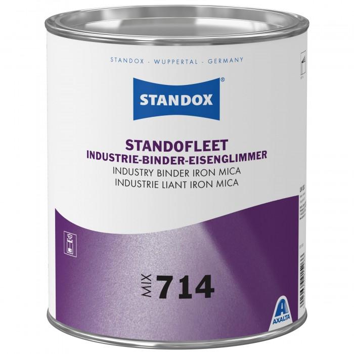 Звязуюче Standofleet Industry Binder Iron Mica Mix 714 (3.5л)