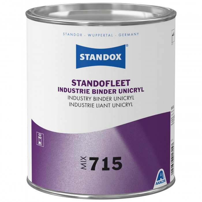 Звязуюче Standofleet Industry Binder Unicryl Mix 715 (3.5л)