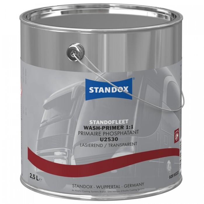 Кислотна грунтовка Standofleet Wash Primer 1:1 U2530 (2.5л)