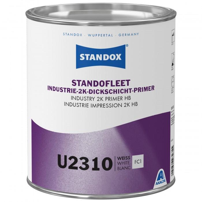 Грунт-наповнювач Standofleet Industry 2K Primer HB U2310 White (3.5л)