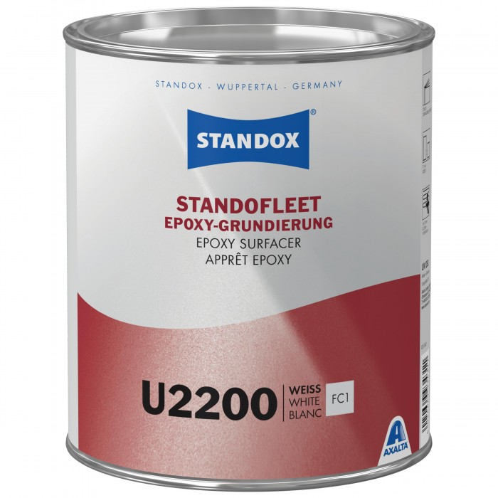 Грунт-наповнювач Standofleet Epoxy Surfacer 5:1 U2200 White (3.5л)