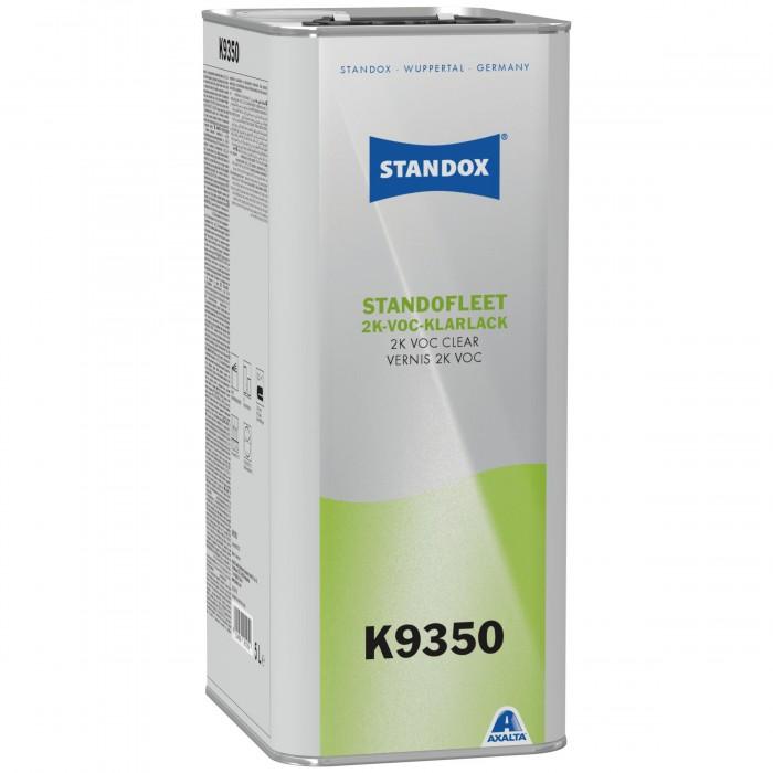 Лак Standofleet 2K VOC Clear K9350 (5л)
