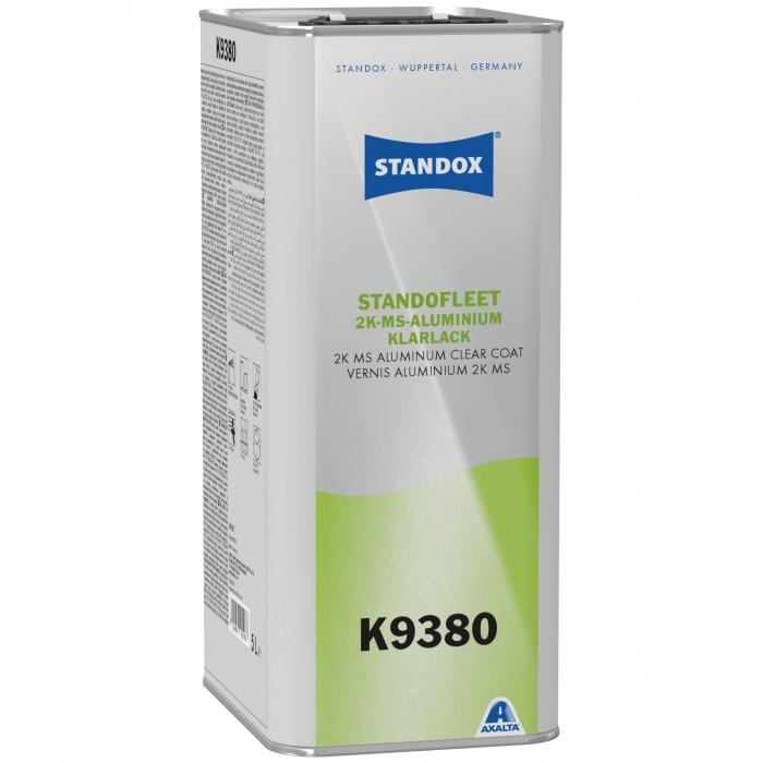 Лак Standofleet Industry 2K MS Aluminium Clear Coat K9380 (5л)