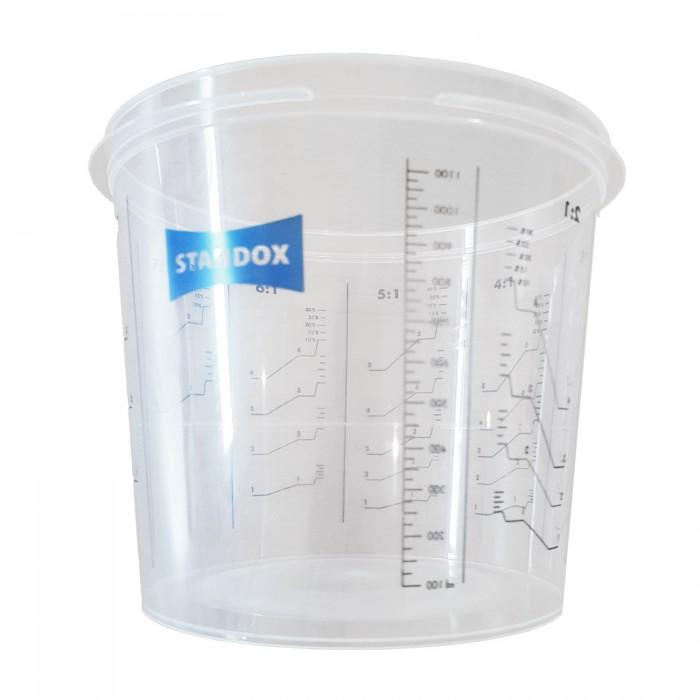 Тара Standox для змішування фарби без кришки (1100мл)