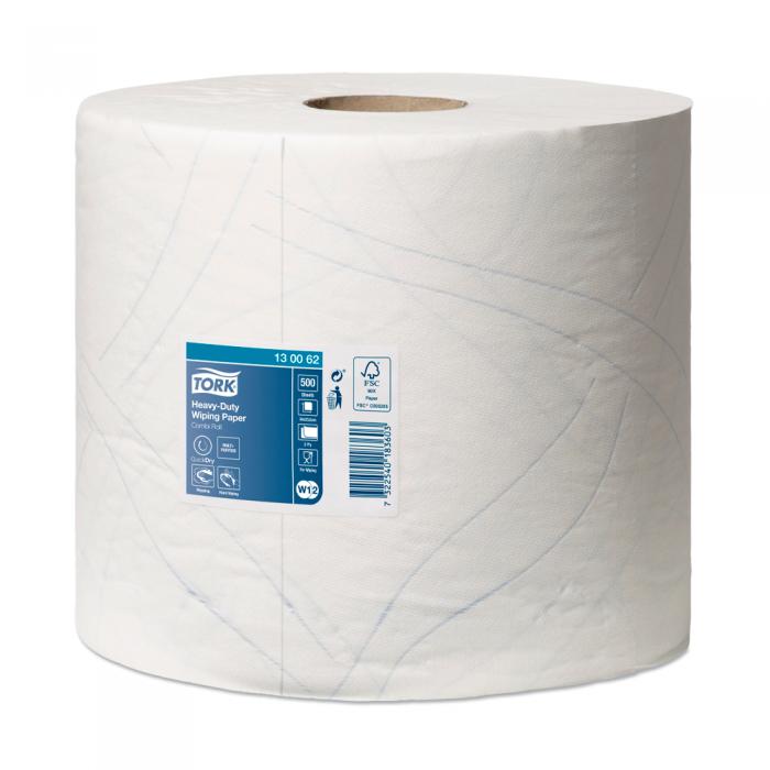 Протиральний папір Tork W1/2 340*235мм (500шт/рул)